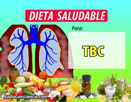 Dieta para la Tuberculosis