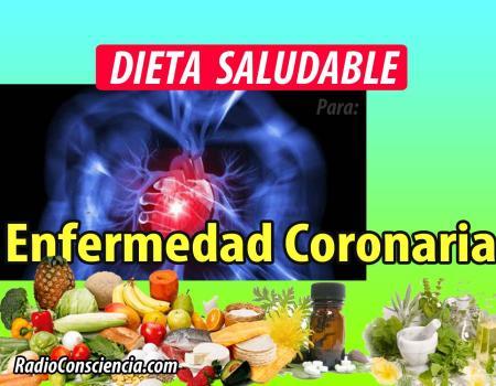 Dieta para la enfermedad coronaria