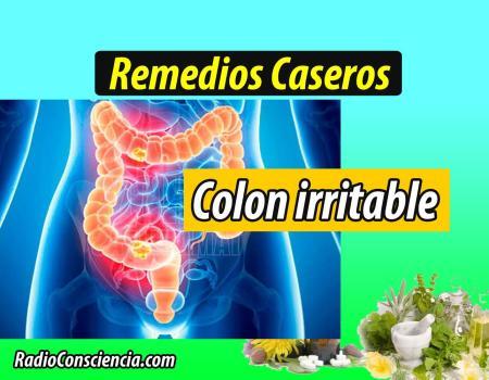 Remedio para el Colon irritable