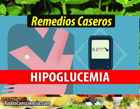 Remedio para la Hipoglucemia