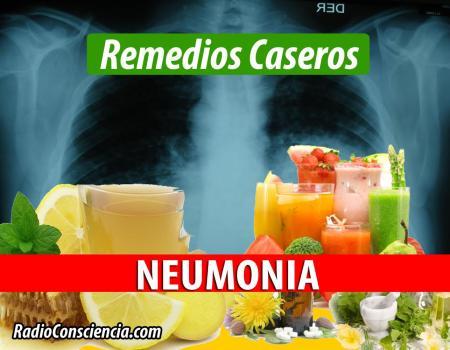 Remedio para la Neumonía