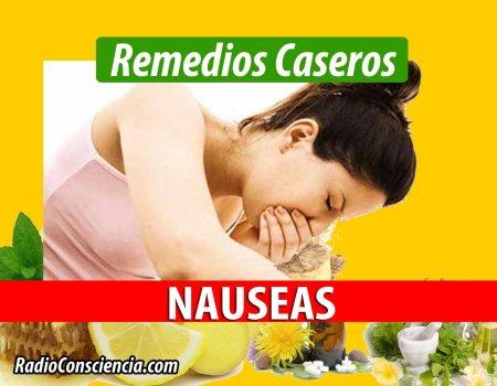Remedio para las Náuseas