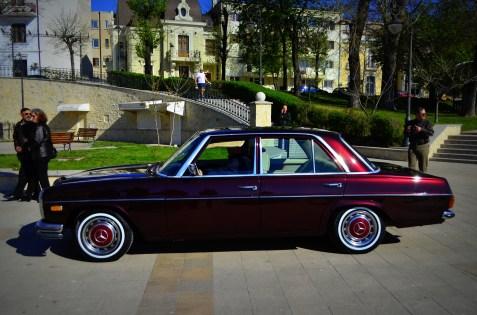 "Mercedes-Benz, cunoscut ca "" Bot de Cal"""