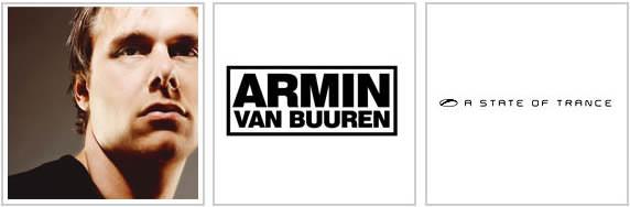 armin van buuren foto and logo
