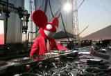 Deadmau5 on the Stage