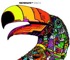 Watergate 04 by Sebo K cover album