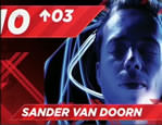 Sander van Doorn scores 10 on Top 100 Dj Mag 2009
