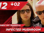 Infected Mushroom place 12