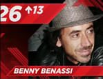 Benny Benassi 26 on top 100 dj's 2009