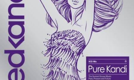Pure Kandi club cover album