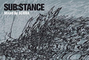 SUB:stance by Scuba cover album mix
