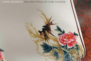 We Are Proud Of Our Choices - over album with red roses on a bed