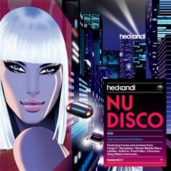 Hed Kandi NU DISCO 2010 Vol 2 - cover cd,ptatinate blonde,cartoon