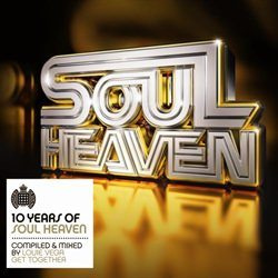 10 Years Of Soul Heaven - cover album