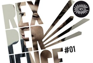 Rexperience vol 1 - clubbing album cover