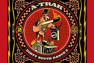 Dirty South Dance 2 by A-Track - cover album