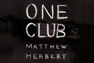 One Club by Matthew Herbert - cover album