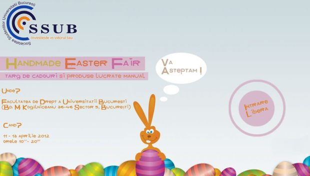 Afis Handmade Easter Fair