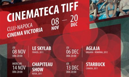 Afis Cinemateca TIFF Cluj