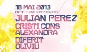 DJ Julian Perez @ Kristal Club 18 Mai