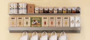 1-organizare bucatarie rafturi pentru cereale cafea si ceai