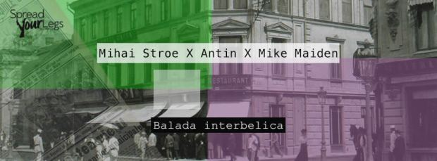 cover Balada Interbelica