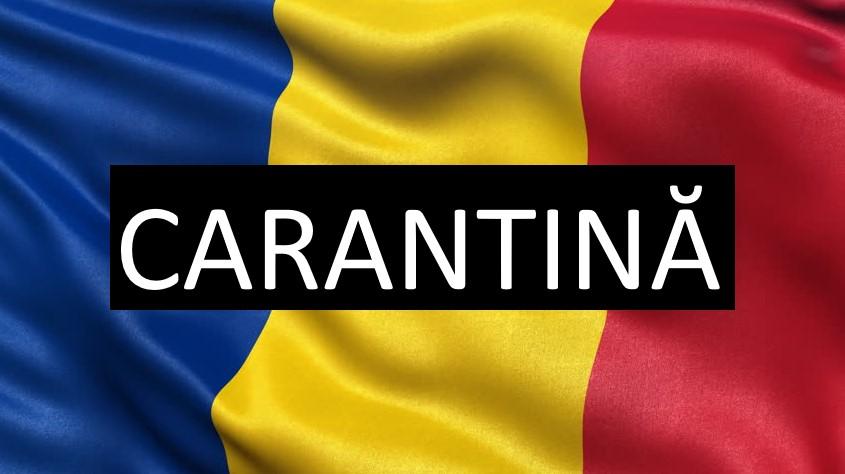 Lista țărilor pentru care carantina e obligatorie la sosirea în România, modificată