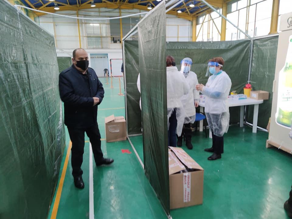 Vaccinare anti-covid – 2520 de tulceni s-au înscris și până pe 2 martie nu mai este nicio poziţie liberă