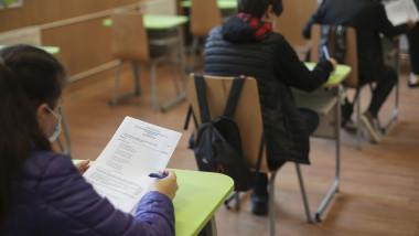 Simulările examenelor naționale vor începe pe 22 martie 2021