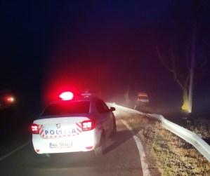 Cu ambulanța în câmp