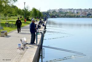 Când vom pescui în Lacul Ciuperca?