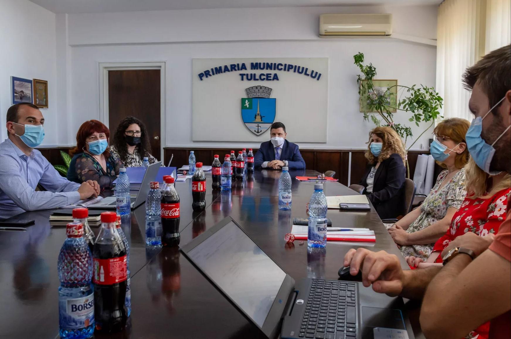 Un alt proiect româno-ucrainean implementat la Tulcea