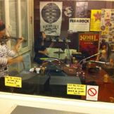 toxic frogs @ RADIO DIO