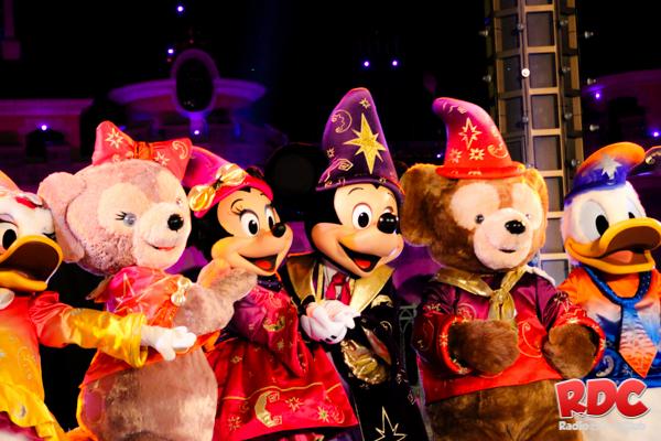 Disney Dreamers opening (14)