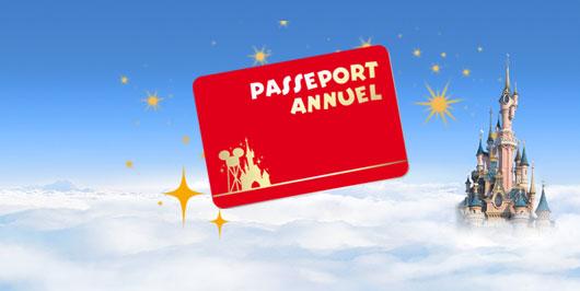 passeport annuel dlp