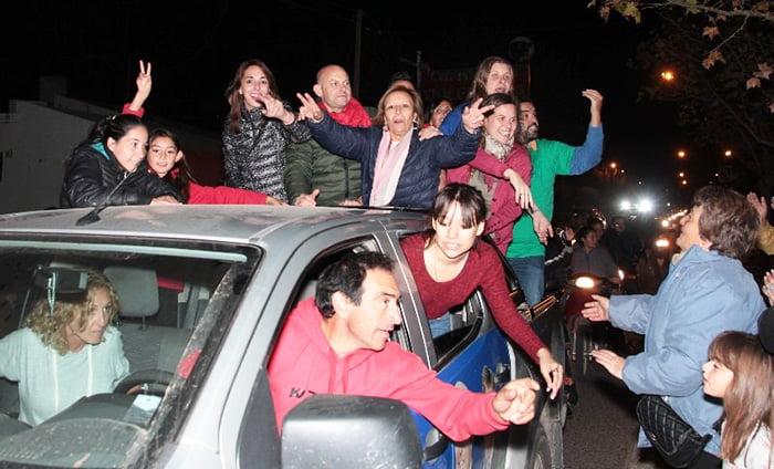 Barton se sobrepuso a dos infartos y muerte súbita, y ganó las elecciones en Intendente Alvear