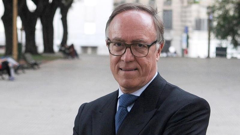 Guillermo Nielsen renunció a la presidencia de YPF