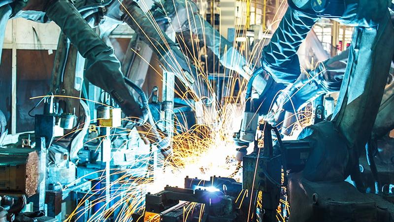 La industria y la construcción volvieron a crecer en enero y ratifican su recuperación