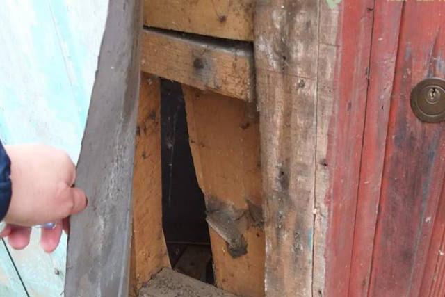 Delincuentes roban Generador eléctrico Municipal desde Sede social en Cousiño el Cerro de Lota