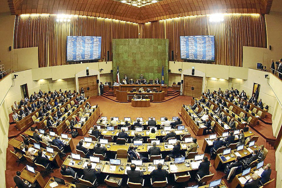 DC se cuadra con el Gobierno: Diputados aprueban idea de legislar reforma de pensiones