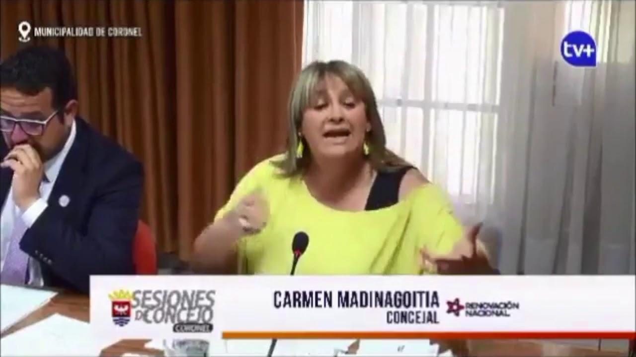 CONCEJALA CARMEN MADINAGOITIA CONDENADA A NO EJERCER CARGO PUBLICO TRAS PRESENTACIÓN DE QUERELLA EN SU CONTRA