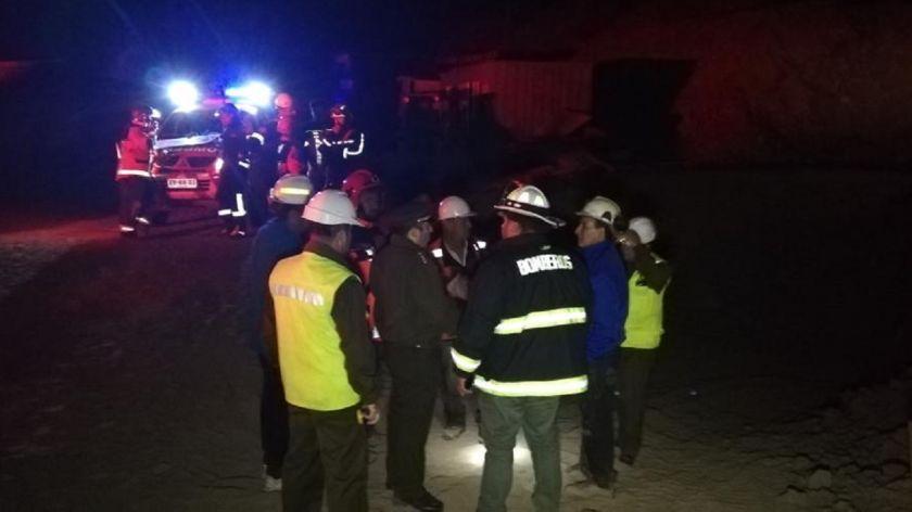 Mineros Atrapados: Bomberos confirma señales de vida al interior de la mina San José