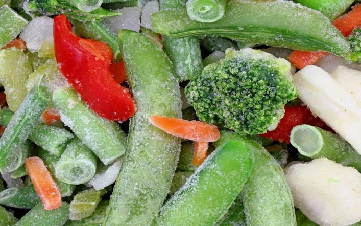 7 beneficios de los alimentos congelados