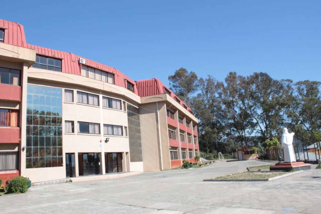 Alumnos  Liceo Manuel D`alzon Finalizan Paralización tras firma de protocolo de acuerdos