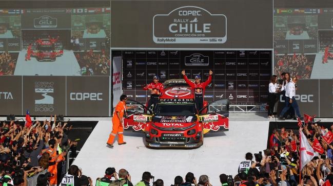 Anuncian suspensión de la fecha chilena del Rally Mundial 2020