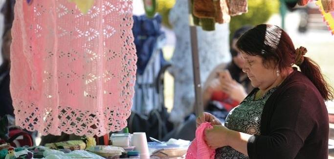 Incribete y se parte en la primera feria artesanal del periodo 2020