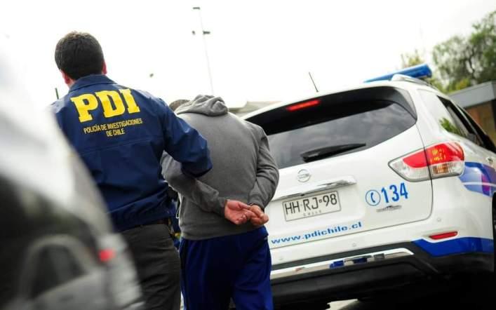 🚨 #SanPedroDeLaPaz DETECTIVES DE LA BRIGADA INVESTIGADORA DE DELITOS SEXUALES CONCEPCIÓN.