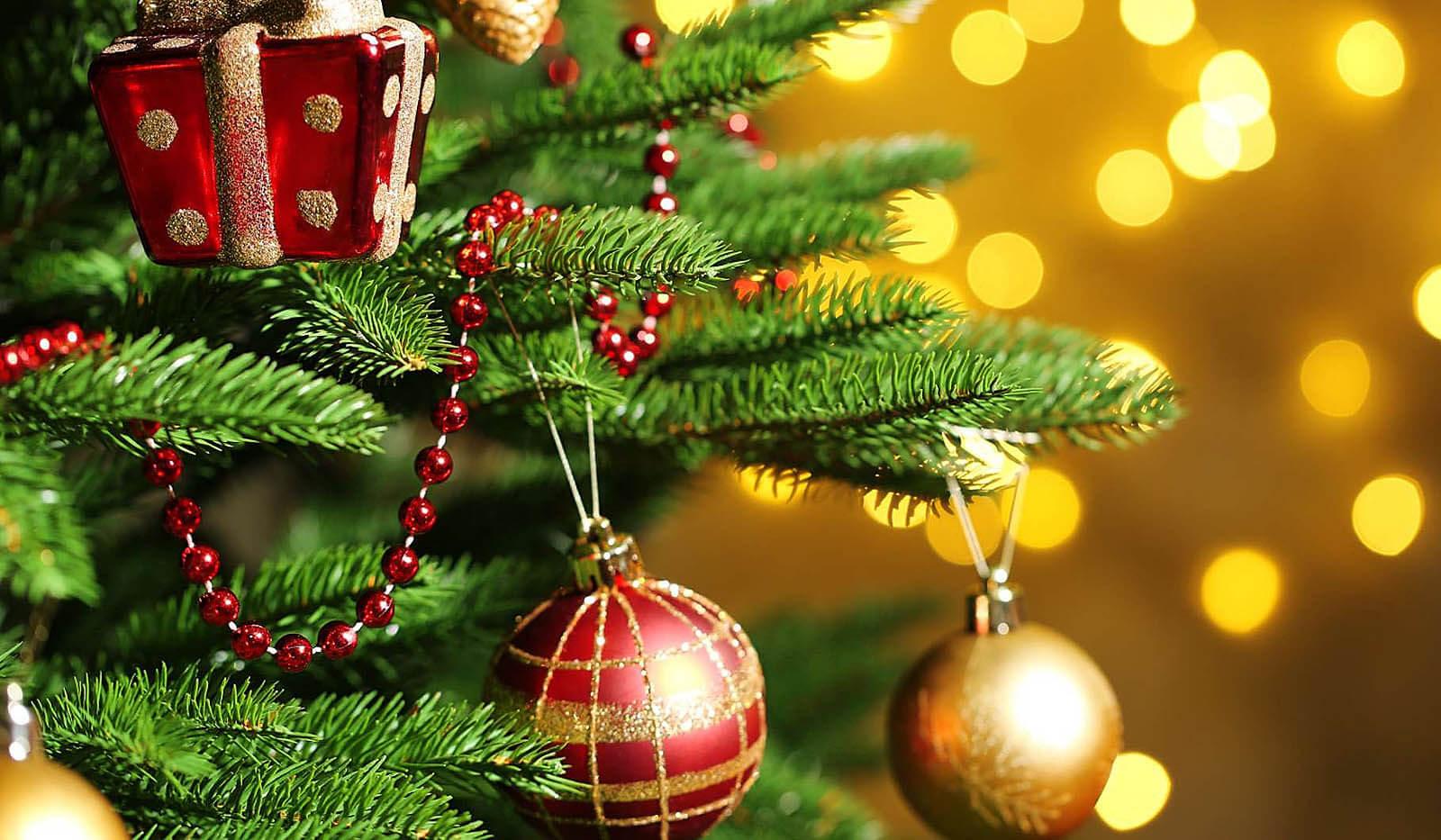Nous vous souhaitons de Bonnes Fêtes de fin d'année