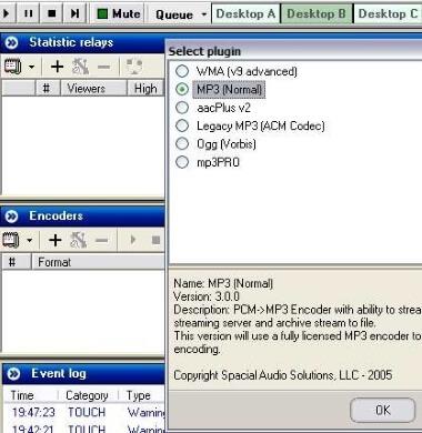 Sam broadcast сделать статистику на сайте паблик сервер для css v58