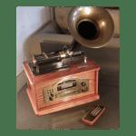radio cd Spirit of Saint Louis (replica fonografo) - radioexperto.com